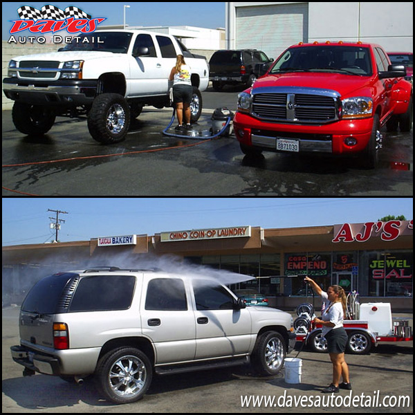 Dave S Auto Detail Inside Our Business